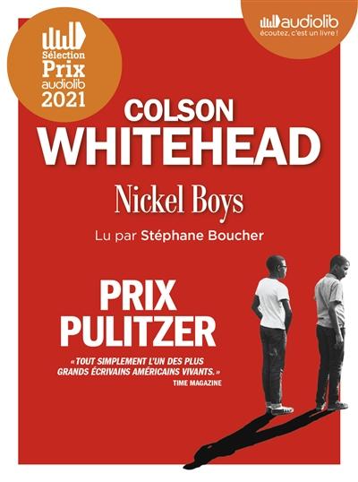 Nickel boys | Whitehead, Colson (1969-....). Auteur
