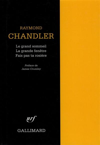 Le grand sommeil | Raymond Chandler (1888-1959)
