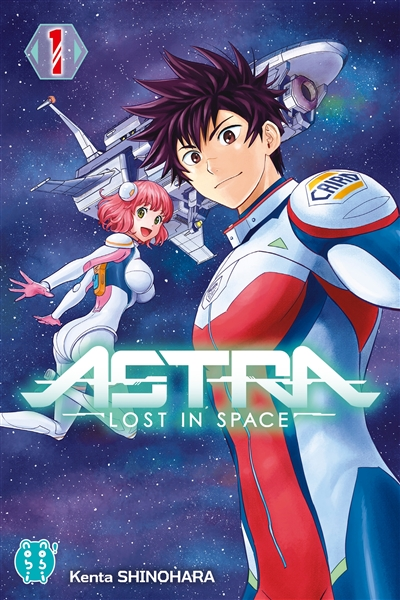 Astra : lost in space. 1 | Shinohara, Kenta (1974-....). Auteur