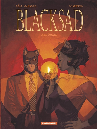 Blacksad. Vol. 3. Âme rouge