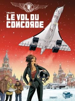 Gilles Durance. Vol. 3. Le vol du Concorde