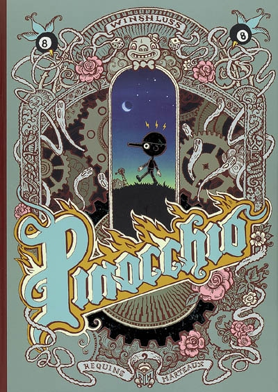 Pinocchio / Winshluss | Winshluss. Auteur