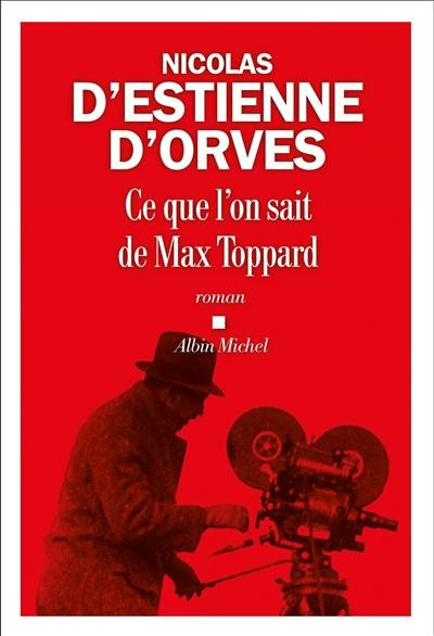 Ce que l'on sait de Max Toppard