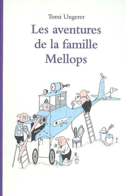 Les aventures de la famille Mellops | Tomi Ungerer (1931-2019). Auteur
