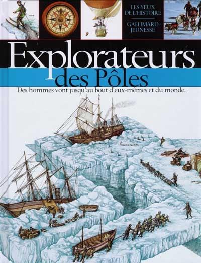 Explorateurs des pôles / texte, Martyn Bramwell | Bramwell, Martyn. Auteur