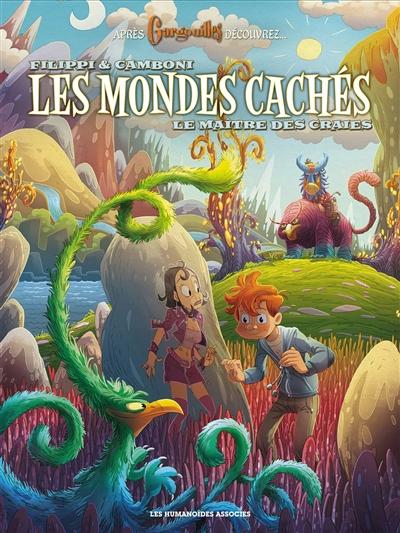 Les mondes cachés. 3, Le  maître des craies | Filippi, Denis-Pierre (1972-....). Auteur