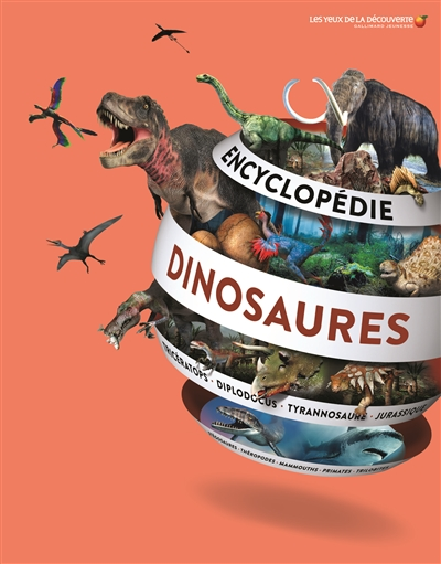 Encyclopédie des dinosaures / Ben Morgan, Caroline Bingham, Wendy Horobin |