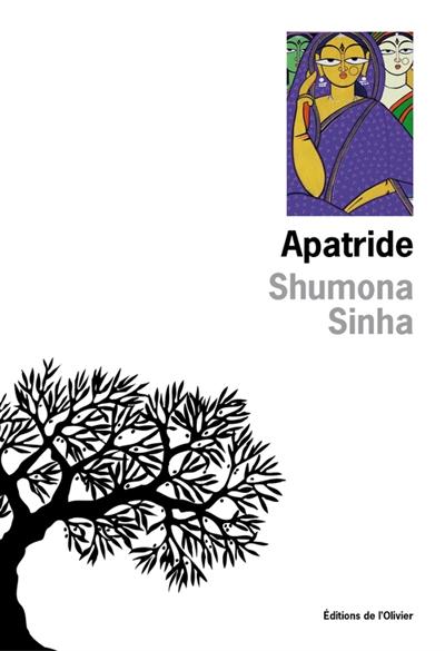 Apatride / Shumona Sinha | Sinha, Shumona (1973-....), auteur