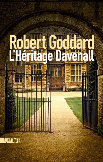 L' héritage Davenall   Goddard, Robert (1954-....). Auteur
