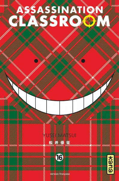 Assassination classroom. 16 / Yusei Matsui | Matsui, Yusei. Auteur