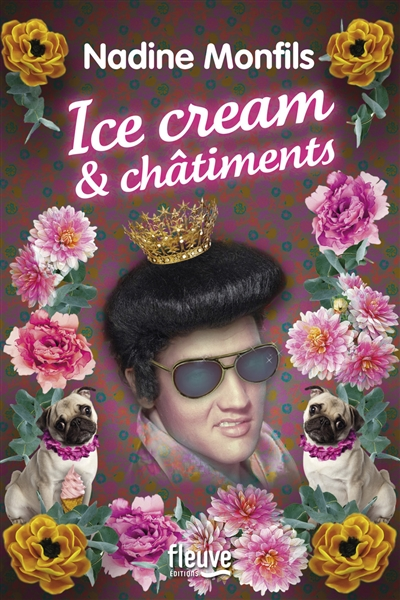 Ice cream et châtiments / Nadine Monfils | Monfils, Nadine (1953-....). Auteur