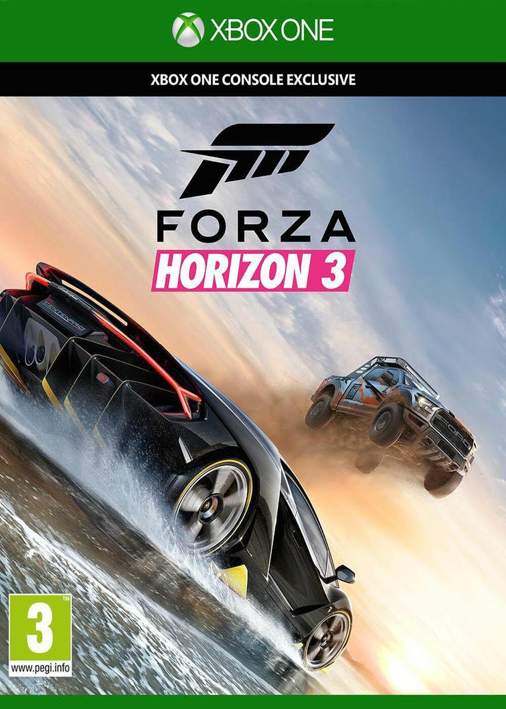 Forza Horizon 3 |