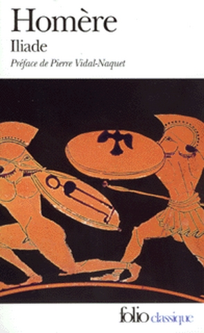 Couverture de : L'Iliade