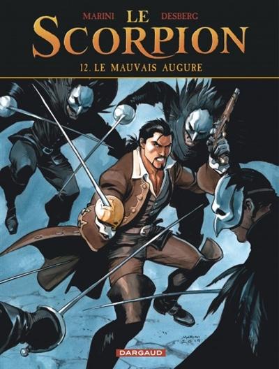 Le Scorpion. Vol. 12. Le mauvais augure