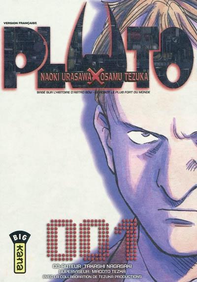 Pluto. 1 | Urasawa, Naoki (1960-....). Auteur