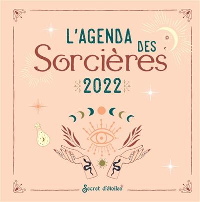 L'agenda des sorcières 2022