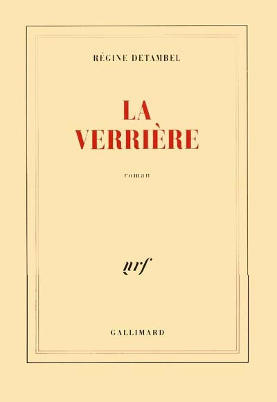 La Verrière | Detambel, Régine