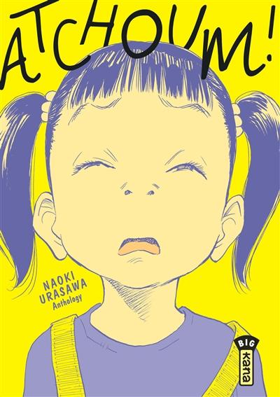 Atchoum ! : Naoki Urasawa anthology
