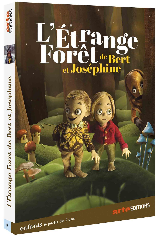 L'Etrange forêt de Bert et Joséphine | Posivac, Filip
