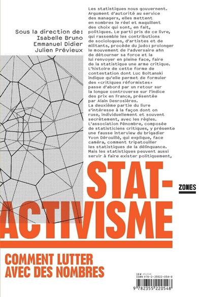Statactivisme : comment lutter avec des nombres |