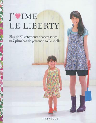 J'[aime] le liberty |