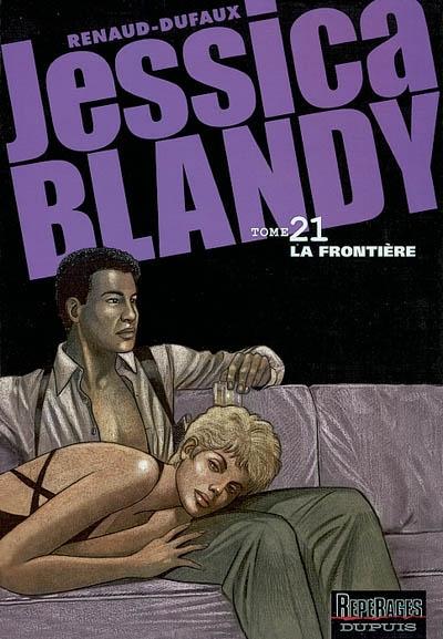 La frontière |  Renaud (1936-....). Auteur