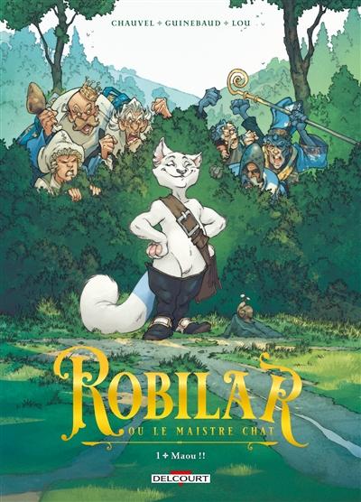 Robilar ou Le maistre chat. Vol. 1. Maou !!