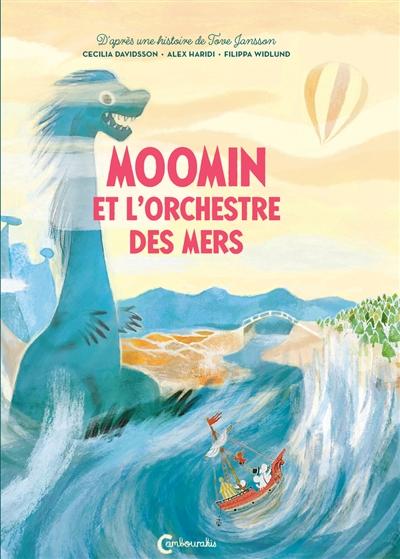 Les Moomins. Moomin et L'orchestre des mers