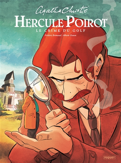 Hercule Poirot. Le crime du golf