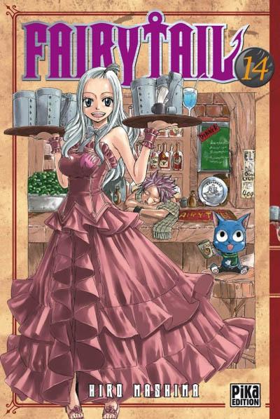 Fairy Tail. 14 | Hiro Mashima (1977-....). Auteur