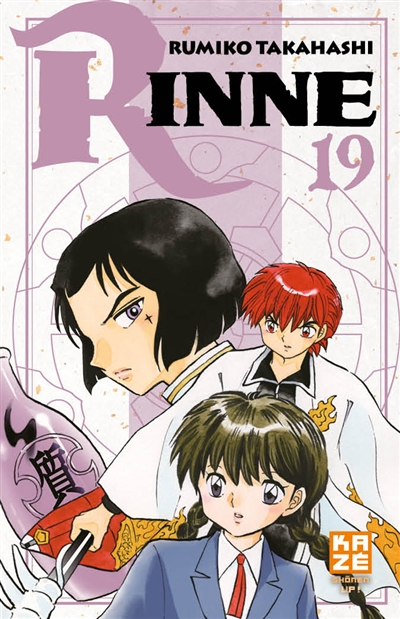 Rinne. 19, ,  19 | Takahashi, Rumiko (1957-....). Auteur