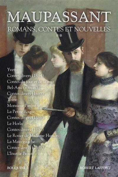 Romans, contes et nouvelles. Vol. 2