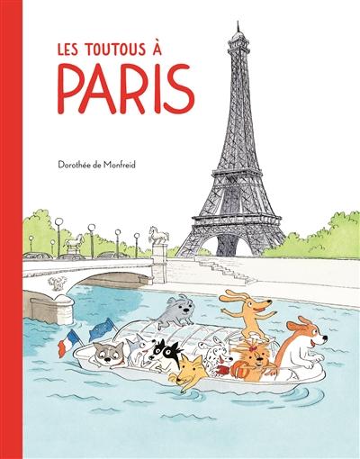 toutous à Paris (Les) |