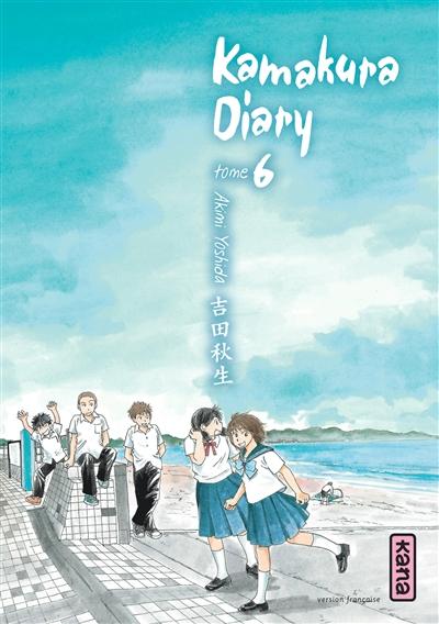 Kamakura diary. Tome 6   Akimi Yoshida (1956-....). Auteur