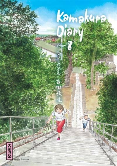 Kamakura diary. 8   Akimi Yoshida (1956-....). Auteur