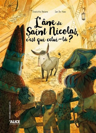L'âne de Saint Nicolas, c'est qui celui-là ?