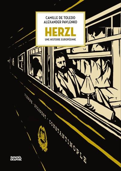 Herzl : une histoire européenne | Toledo, Camille de (1976-....). Auteur
