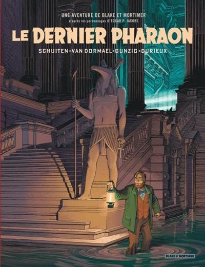 dernier pharaon (Le) | Jaco Van Dormael, Auteur