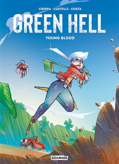 Green hell. Vol. 1. Young blood