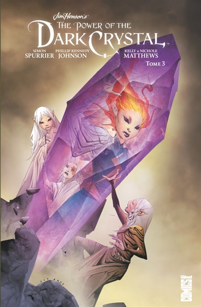 The power of the Dark Crystal. Vol. 3