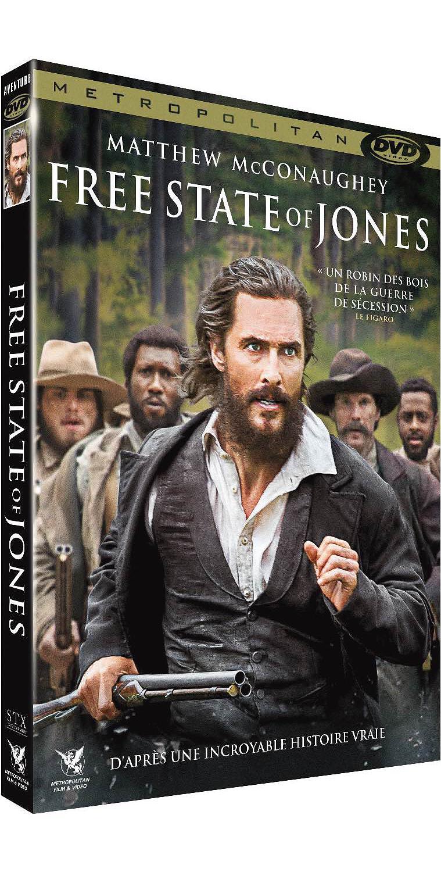 Free State of Jones / un film de Gary Ross   Ross, Gary. Metteur en scène ou réalisateur. Scénariste