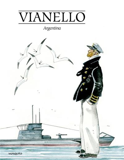 Argentina | Vianello, Lele. Scénariste. Illustrateur