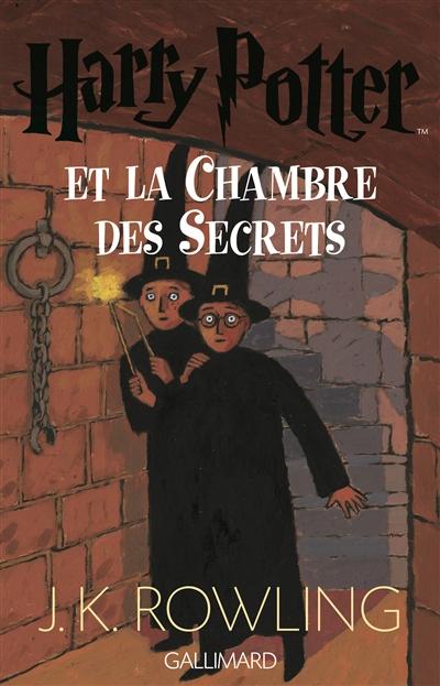 Harry Potter et la chambre des secrets   J. K. Rowling (1965-....). Auteur
