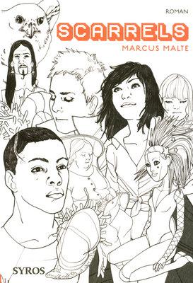 Scarrels : (poésie pure) | Malte, Marcus (1967-....). Auteur
