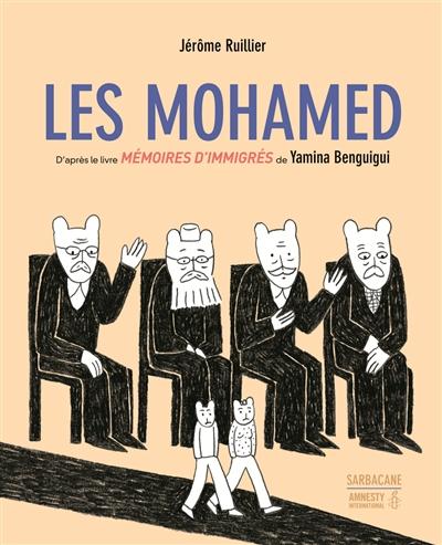 Mohamed (Les)   Ruillier, Jérôme. Auteur