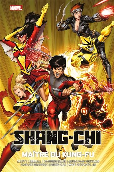 Shang-Chi, maître du kung-fu