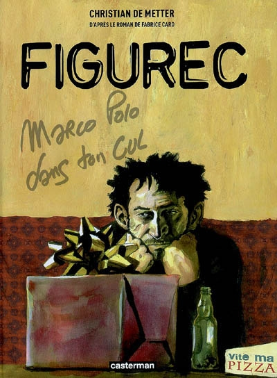 Figurec | Metter, Christian de (1968-....). Auteur. Illustrateur