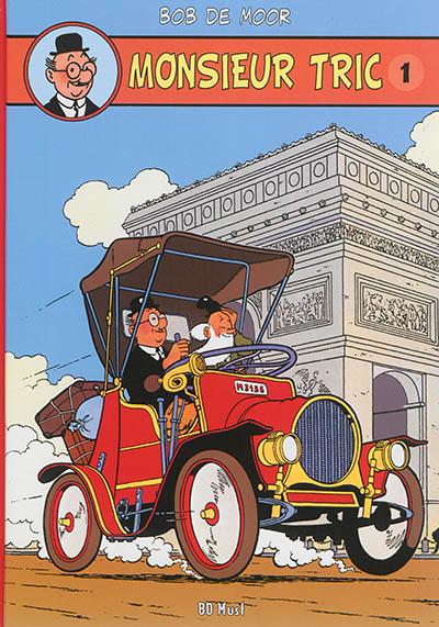 Monsieur Tric. Vol. 1. Années 1950-1954