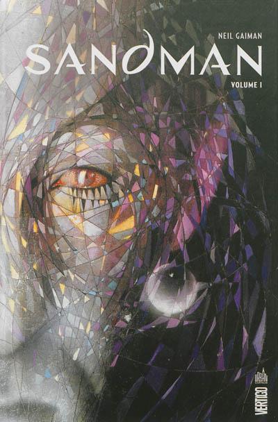 Sandman. Volume 1 | Gaiman, Neil (1960-....). Auteur