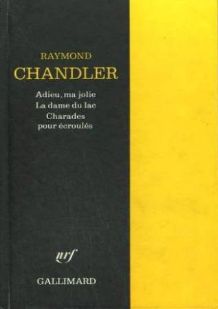 Adieu, ma jolie | Raymond Chandler (1888-1959)